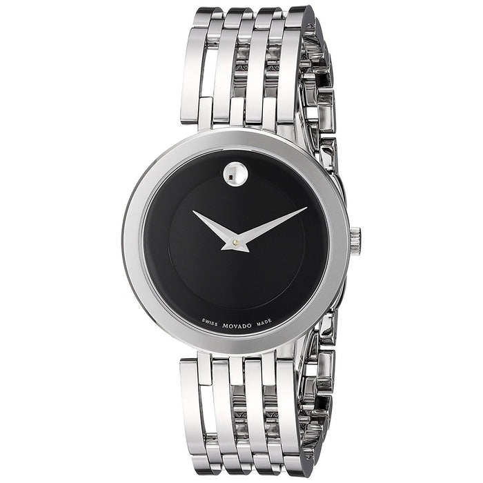 Movado Esperanza Quartz Stainless Steel Watch 0607051