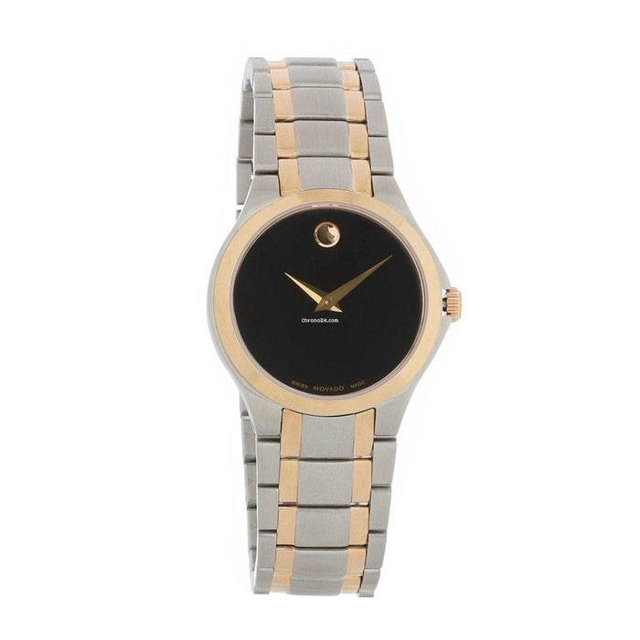 Movado Movado Collection Quartz Two-Tone Stainless Steel Watch 0607084