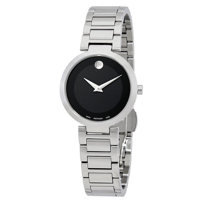 Movado Modern Classic Quartz Stainless Steel Watch 0607101