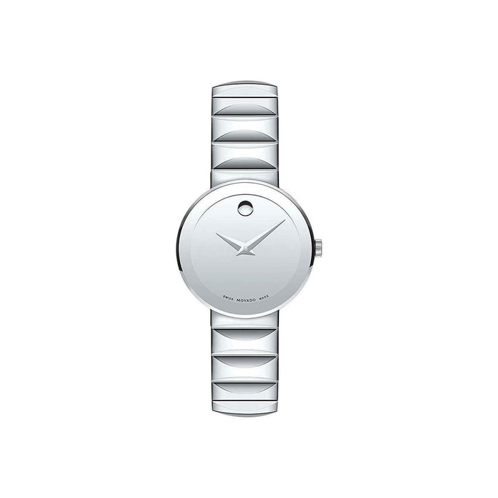 Movado Movado Quartz Stainless Steel Watch 0607213