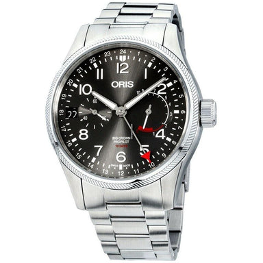 Oris Big Crown ProPilot Automatic Stainless Steel Watch 11477464063MB