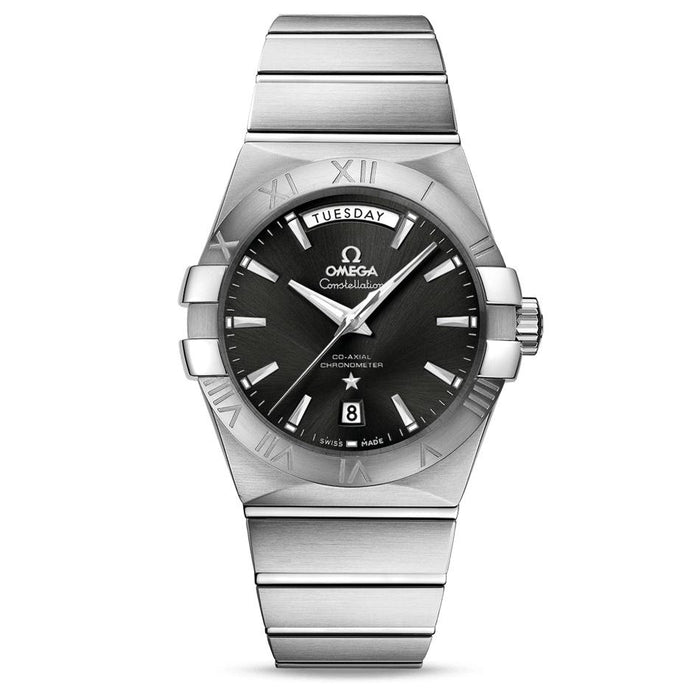 Omega Constellation Automatic Stainless Steel Watch 123.10.38.22.01.001