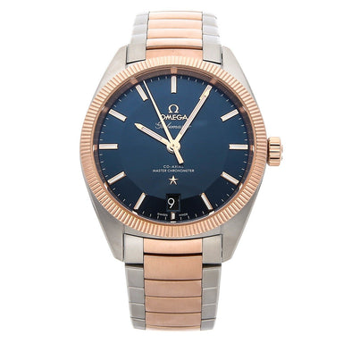 Omega Globemaster Automatic Two-Tone Stainless Steel Watch 130.20.39.21.03.001