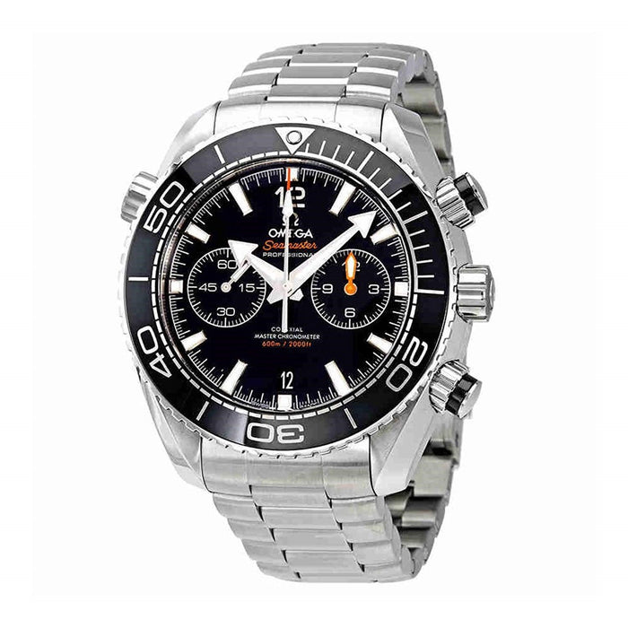 Omega Seamaster Planet Ocean Automatic Chronograph Stainless Steel Watch 215.30.46.51.01.001