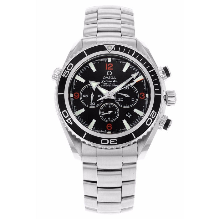 Omega Seamaster Planet Ocean Automatic Chronograph Stainless Steel Watch 2210.51.00