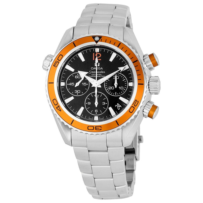 Omega Seamaster Planet Ocean Automatic Chronograph Automatic Stainless Steel Watch 222.30.38.50.01.002