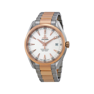 Omega Seamaster Aqua Terra Automatic Two-Tone 18kt Rose Gold and Stainless Steel Watch 231.20.42.21.02.001