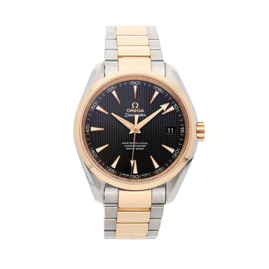 Omega Seamaster Aqua Terra Automatic Two-Tone 18kt Rose Gold and Stainless Steel Watch 231.20.42.21.06.003