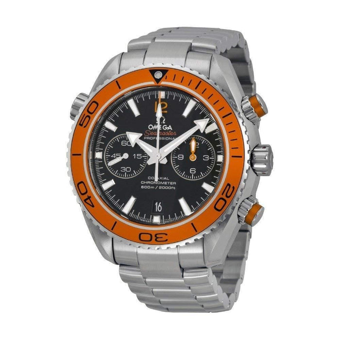 Omega Seamaster Planet Ocean Automatic Chronograph Stainless Steel Watch 232.30.46.51.01.002