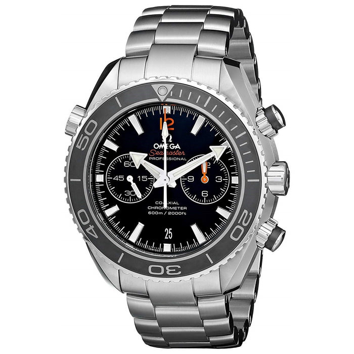 Omega Seamaster Planet Ocean Automatic Chronograph Stainless Steel Watch 232.30.46.51.01.003