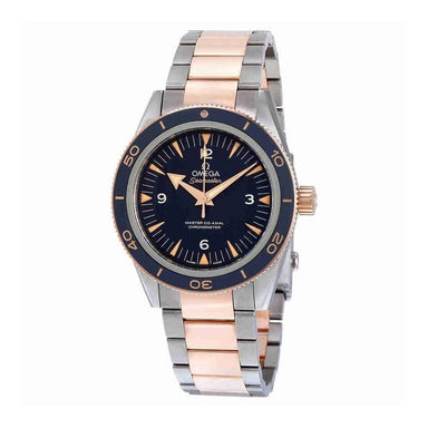 Omega Seamaster 300  Automatic Two-Tone Stainless Steel Watch 233.60.41.21.03.001