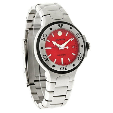 Movado Series 800 Quartz Stainless Steel Watch 2600015