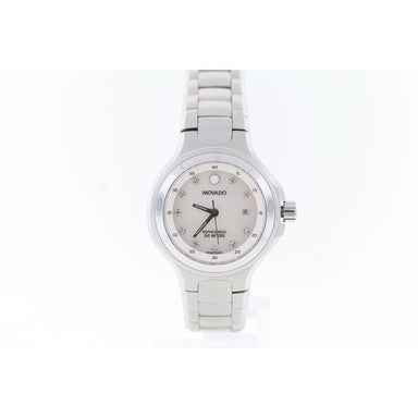 Movado Series 800 Quartz Stainless Steel Watch 2600033