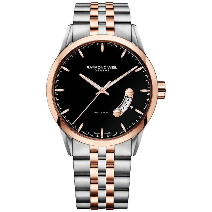 Raymond Weil Freelancer Automatic Automatic Two-Tone Stainless Steel Watch 2730-SP5-20011