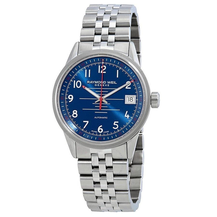 Raymond Weil Freelancer Automatic Automatic Stainless Steel Watch 2754-ST-05500