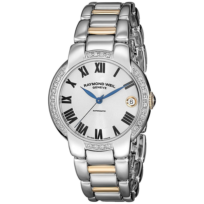 Raymond Weil Jasmine Automatic Automatic Two-Tone Stainless Steel Watch 2935-S5S-01659