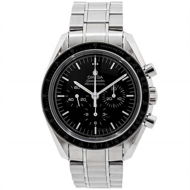 Omega Speedmaster   Automatic Chronograph Stainless Steel Watch 311.30.42.30.01.006