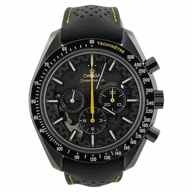 Omega Speedmaster Automatic Black Nylon Watch 311.92.44.30.01.001