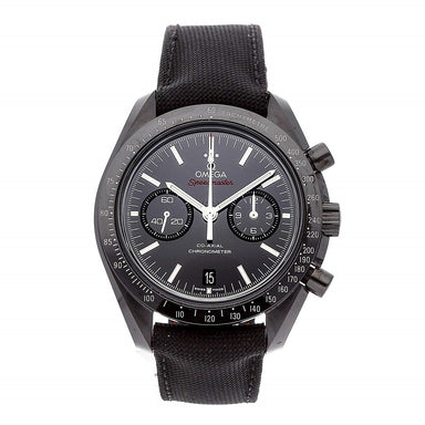 Omega Speedmaster Moonwatch Automatic Chronograph Black Fabric Watch 311.92.44.51.01.003
