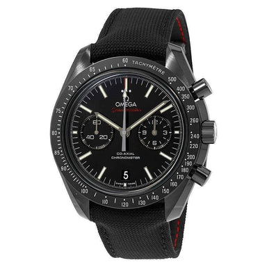 Omega Speedmaster Automatic Chronograph Black Nylon Watch 311.92.44.51.01.007