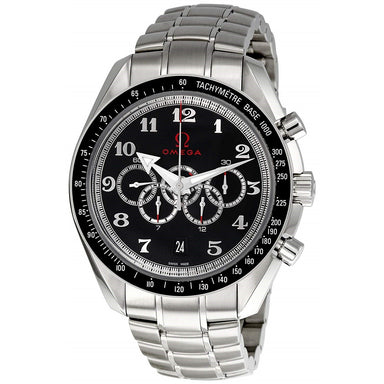 Omega Speedmaster Automatic Chronograph Stainless Steel Watch 321.30.44.52.01.002