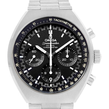 Omega Speedmaster Automatic Chronograph Stainless Steel Watch 327.10.43.50.01.001