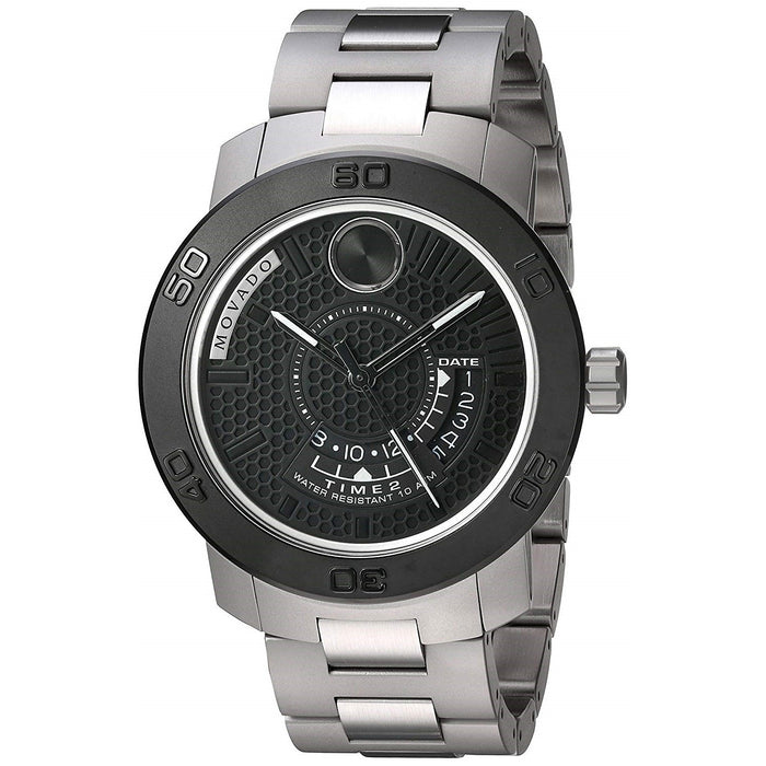 Movado Bold Quartz Stainless Steel Watch 3600383