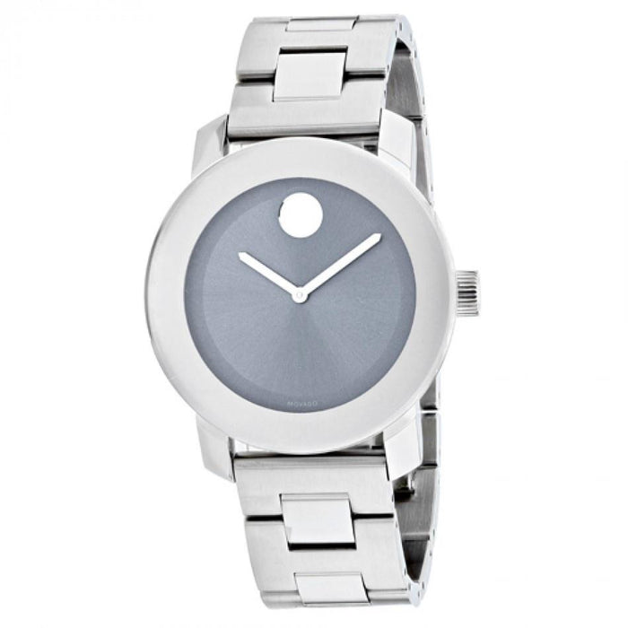 Movado Bold Quartz Stainless Steel Watch 3600518