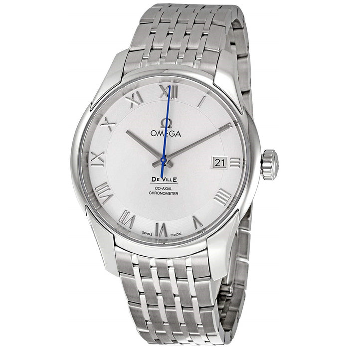 Omega De Ville Automatic Stainless Steel Watch 431.10.41.21.02.001