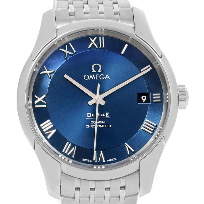 Omega De Ville Automatic Stainless Steel Watch 431.10.41.21.03.001