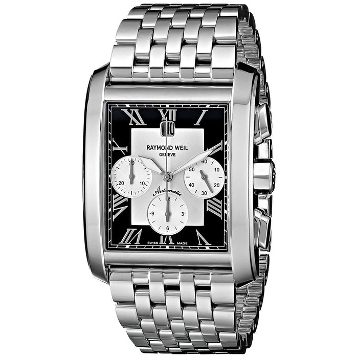 Raymond Weil Don Giovanni Automatic Chronograph Automatic Stainless Steel Watch 4878-ST-00268