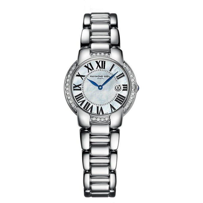 Raymond Weil Jasmine Quartz Stainless Steel Watch 5229-STS-00970