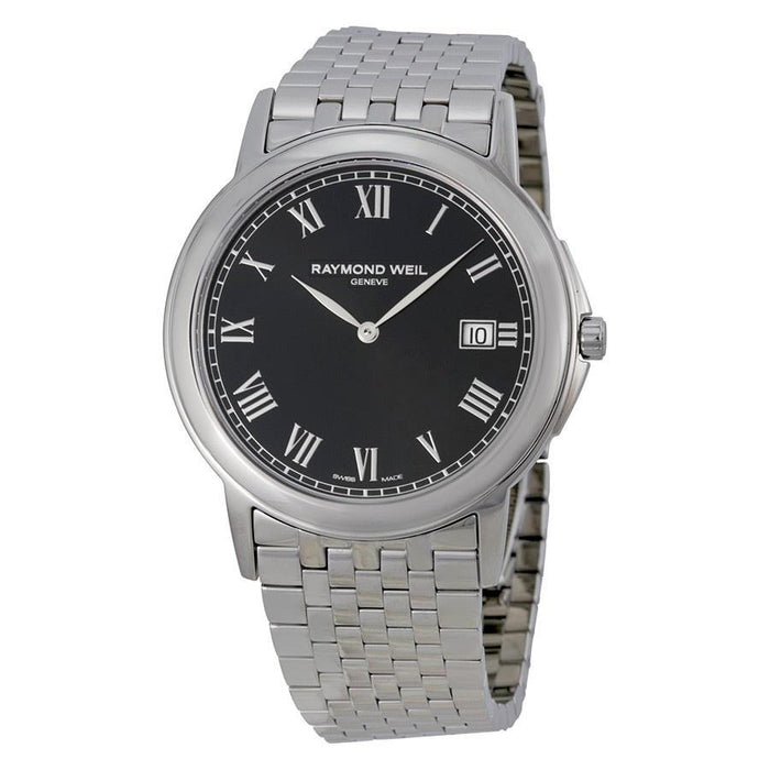 Raymond Weil Tradition Quartz Stainless Steel Watch 5466-ST-00208