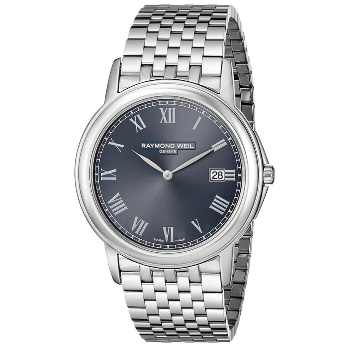 Raymond Weil Tradition Quartz Stainless Steel Watch 5466-ST-00608