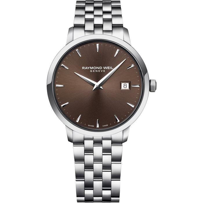 Raymond Weil Toccata Quartz Stainless Steel Watch 5488-ST-70001