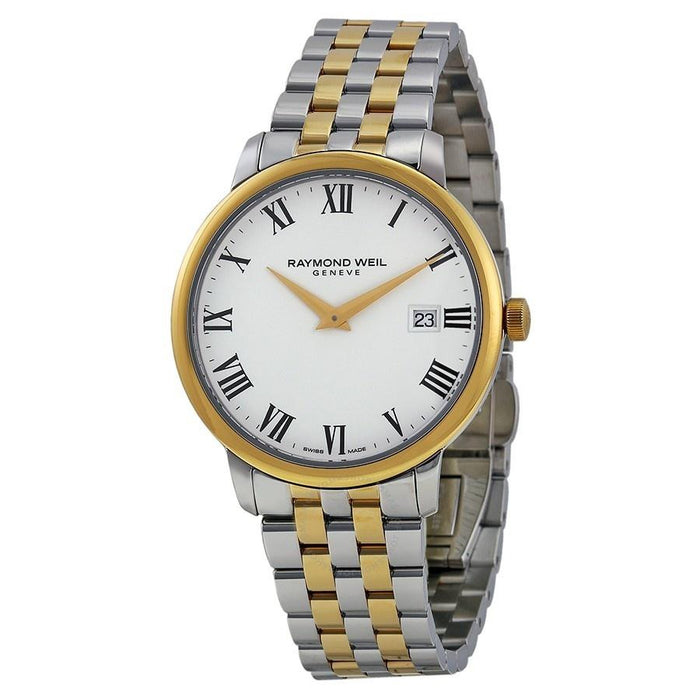 Raymond Weil Toccata Quartz Two-Tone Stainless Steel Watch 5488-STP-00300