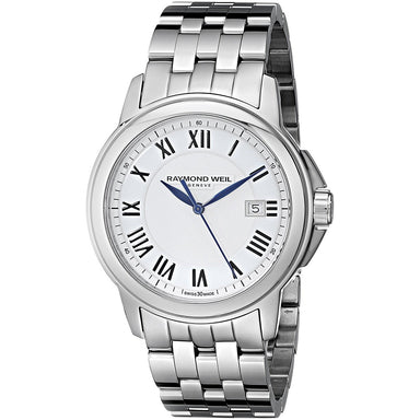 Raymond Weil Tradition Quartz Stainless Steel Watch 5578-ST-00300