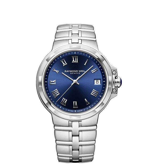 Raymond Weil Parsifal Quartz Stainless Steel Watch 5580-ST-00508