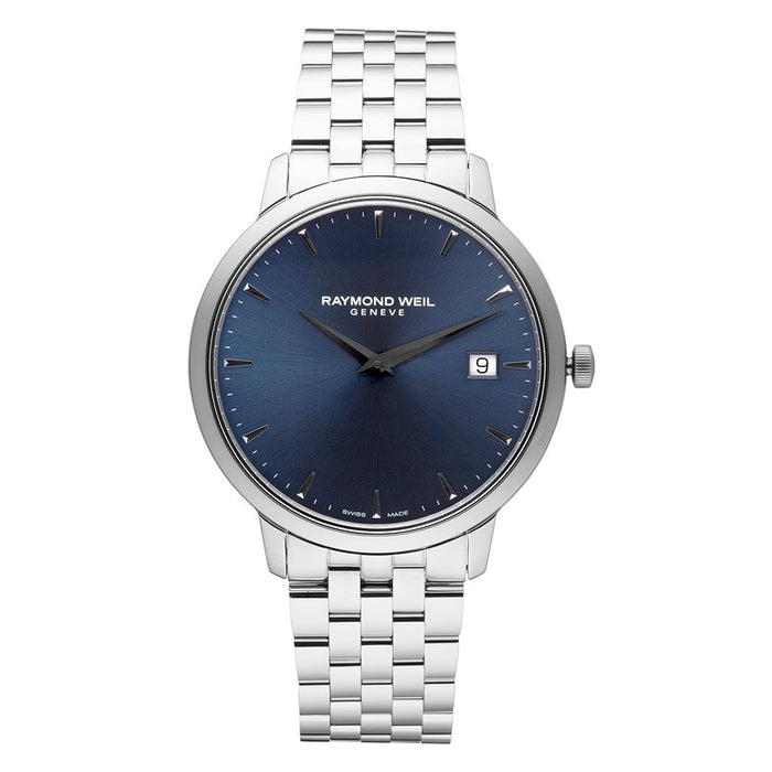 Raymond Weil Toccata Quartz Stainless Steel Watch 5588-ST-50001