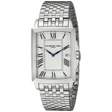 Raymond Weil Tradition Quartz Stainless Steel Watch 5597-ST-00300