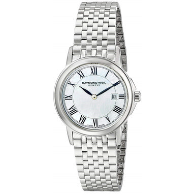 Raymond Weil Tradition Quartz Stainless Steel Watch 5966-ST-00970