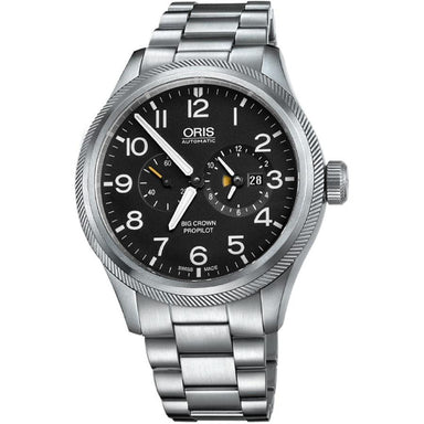 Oris Big Crown ProPilot Automatic Stainless Steel Watch 69077354164MB