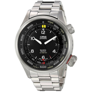 Oris Big Crown ProPilot Automatic Stainless Steel Watch 73377054134MB