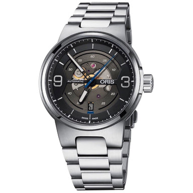 Oris Williams Engine Automatic Stainless Steel Watch 73377164164MB