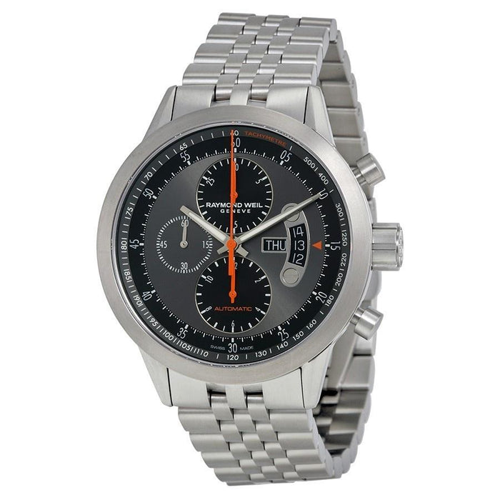 Raymond Weil Freelancer Automatic Chronograph Automatic Stainless Steel Watch 7745-TI-05609