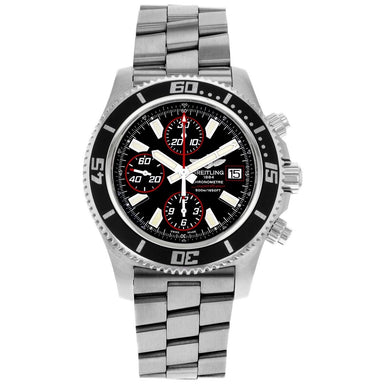 Breitling Superocean II 44 Calibre 13 Automatic Chronograph Automatic Stainless Steel Watch A1334102-BA81-134A