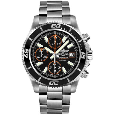 Breitling Superocean II 44 Calibre 13 Automatic Chronograph Automatic Stainless Steel Watch A1334102-BA85-134A
