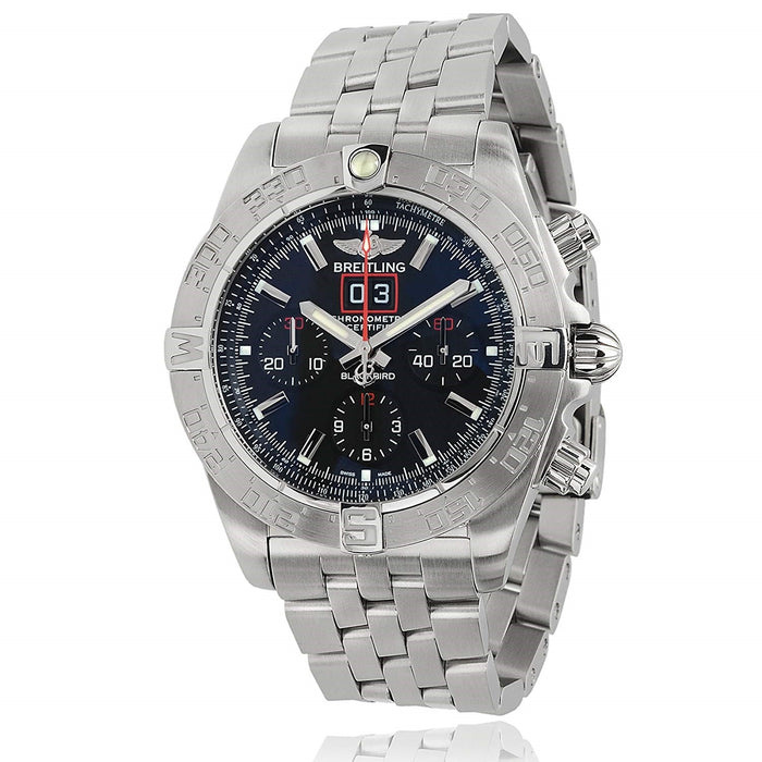 Breitling Chronomat Automatic Automatic Chronograph Stainless Steel Watch A4436010-BB71-131S
