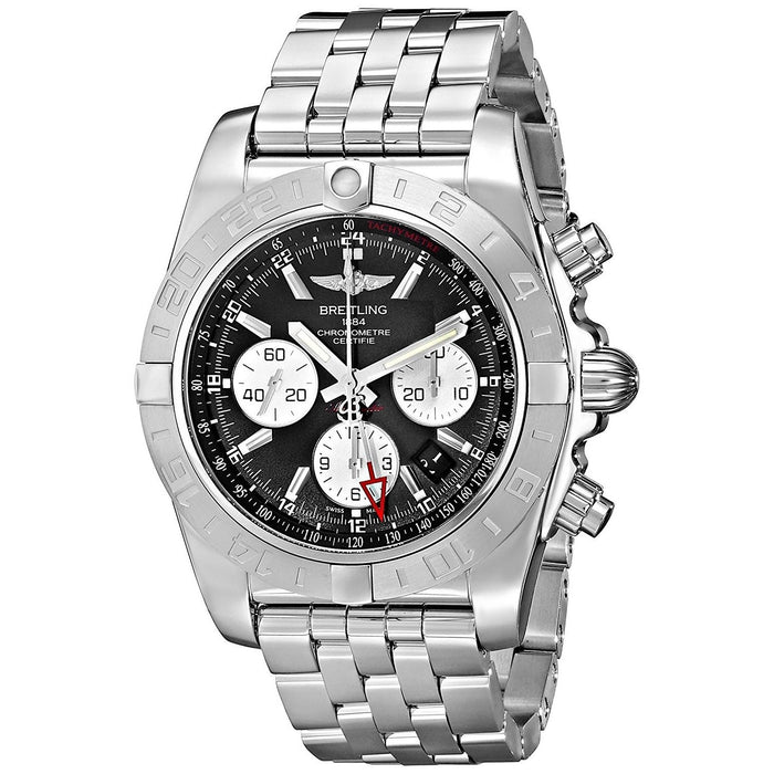 Breitling Chronomat Automatic Automatic Chronograph Stainless Steel Watch AB042011-BB56