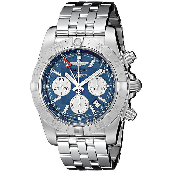 Breitling Chronomat Automatic Automatic Chronograph Stainless Steel Watch AB042011-C851